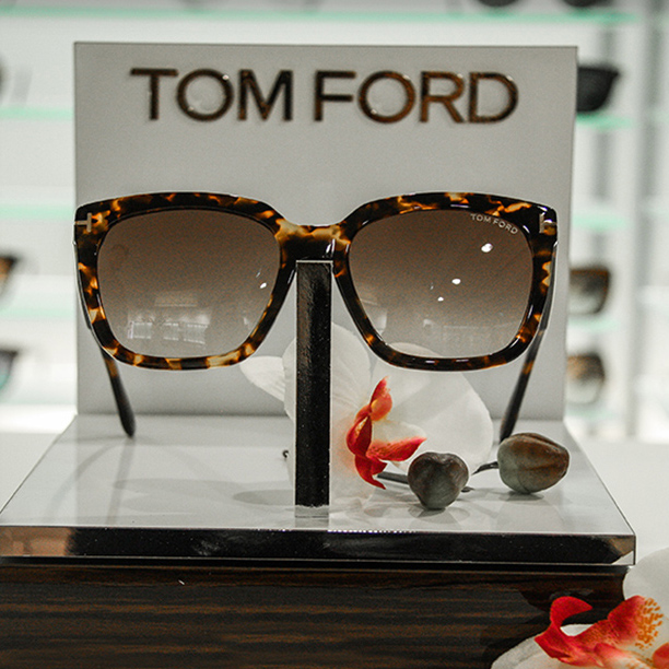 Saton Optiek | Tom Ford Zonnebril